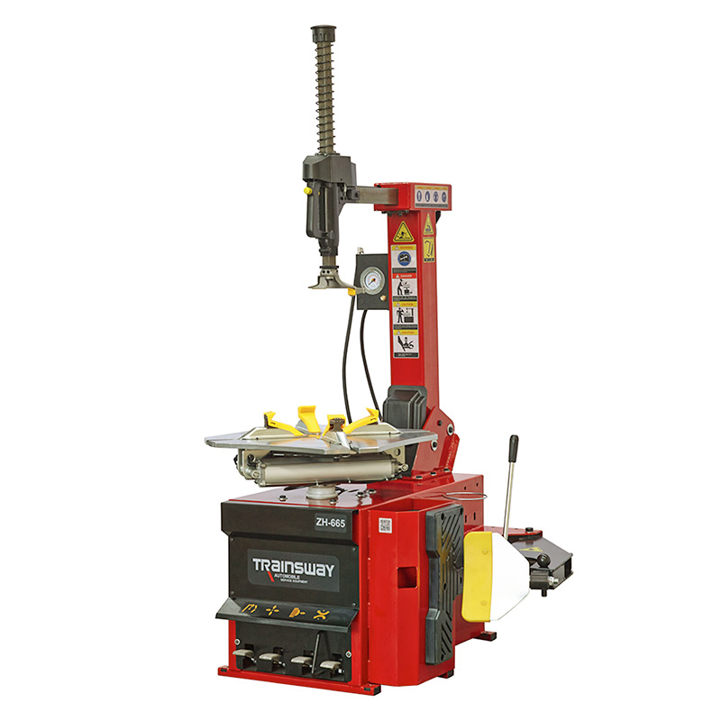 ZH665/ZH665A Tire Changer
