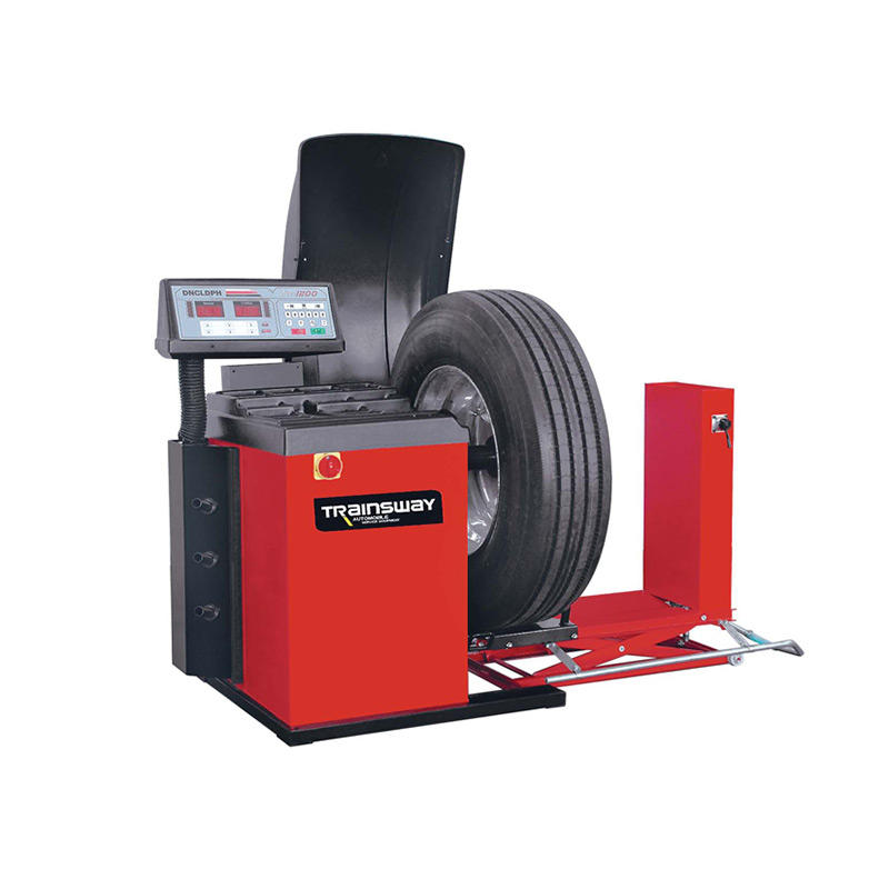 Why use a wheel balancing machine?